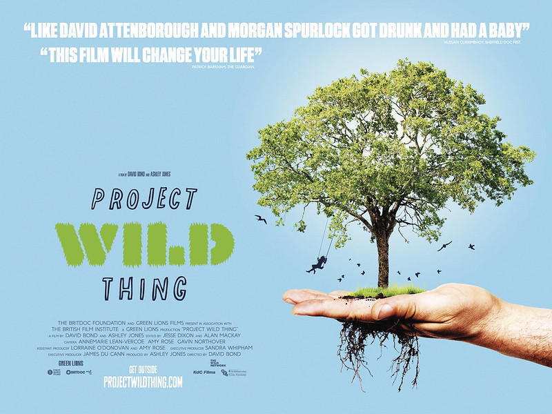 Filmavond Project Wild Thing
