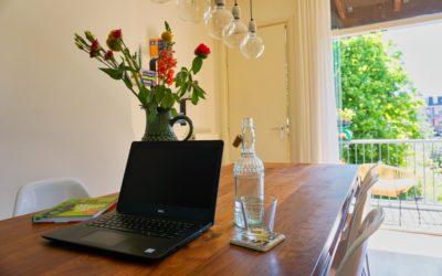 Check je werkplek: 5 thuiswerktips